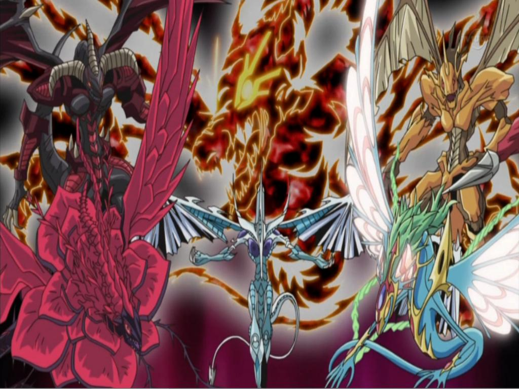 Yu-Gi-OhYugioh 5ds Dragon Wallpaper